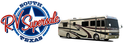 South Texas RV Super Sale Logo