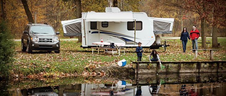 Expandable Travel Trailer - South Texas RV Super Sale